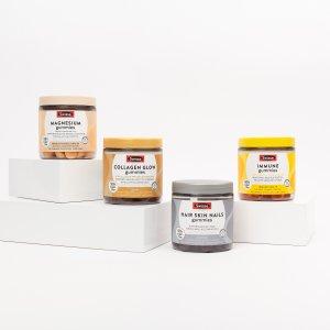 5折 99%无糖Swisse  护肤保健品上新 软糖系列 不含人造甜味剂