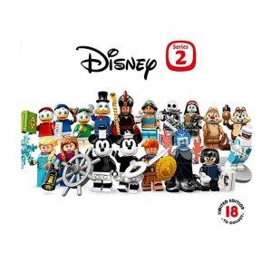 $2.99(原价$3.99)史低价:LEGO Disney 2系列 迪士尼人偶71024 ,看谁最先收集齐