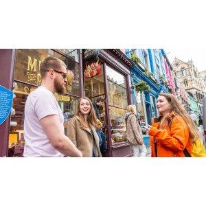 爱丁堡:哈利波特奇幻步行导览游
