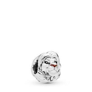 Pandora银色狮子王串珠-辛巴