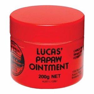 Lucas木瓜膏 200g