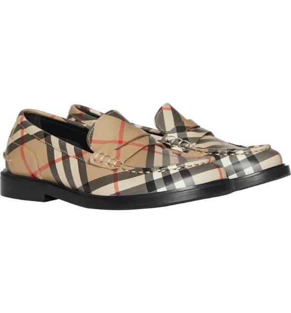 男童乐福鞋