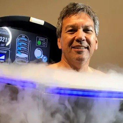 15分钟冷冻疗程