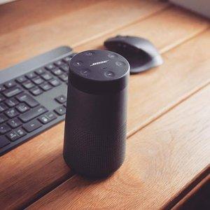 $199(原价$249.99)Bose SoundLink Revolve 便携式 全方位蓝牙音箱