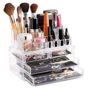$12.99Masirs Clear Cosmetic Storage Organizer