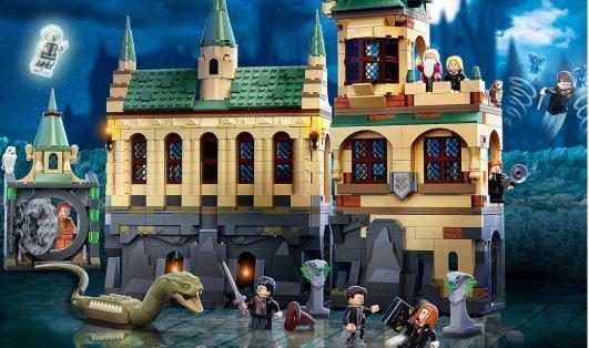 LEGO 哈利波特20周年巨献8套新品LEGO 哈利波特20周年巨献8套新品