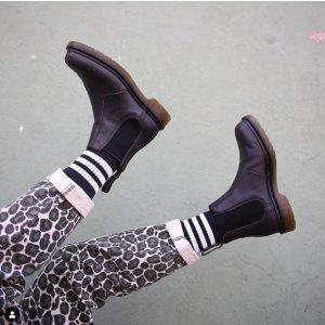 变相6.7折 收明星同款折扣升级:Dr. Martens 马丁靴全场大促 收经典3孔8孔靴