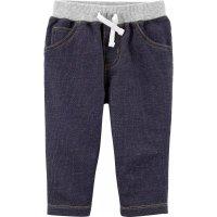 Carter's 婴儿提拉针织牛仔裤
