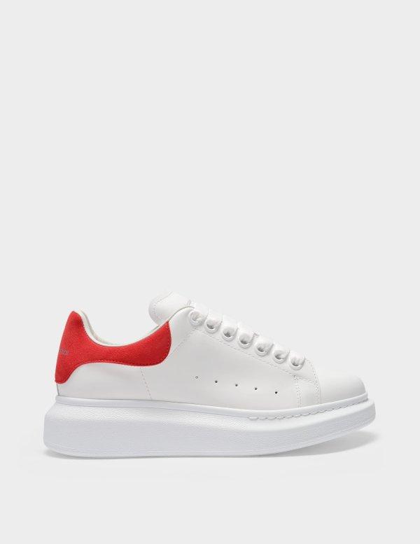 红尾小白鞋