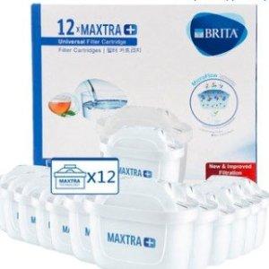 年货节立减到手¥309碧然德Brita Maxtra第三代滤芯净水器12只装