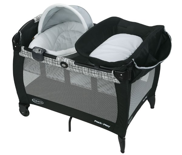 Pack 'n Play Newborn Seat 游戏床