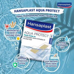 8片€1.61 原价€3.8 家庭常备Hansaplast 凝胶创口贴 敏感肌、多毛的皮肤适用 无撕扯疼痛