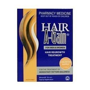 Hair A-Gain 生发乳 60ml 2个月量