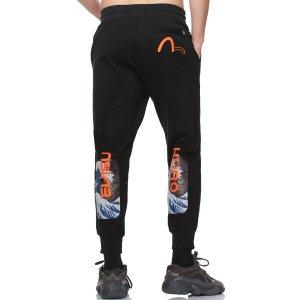 Evisu满3件享额外8折Ukiyo-E 卫裤