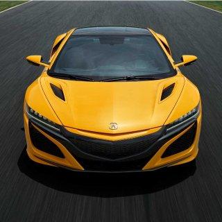 北美产最贵的车就是它向前辈致敬 2020 Acura NSX 超跑发布 新增经典黄色涂装