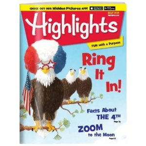 Highlights 6-12岁杂志