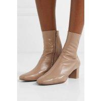 by FAR Sofia leather 裸靴