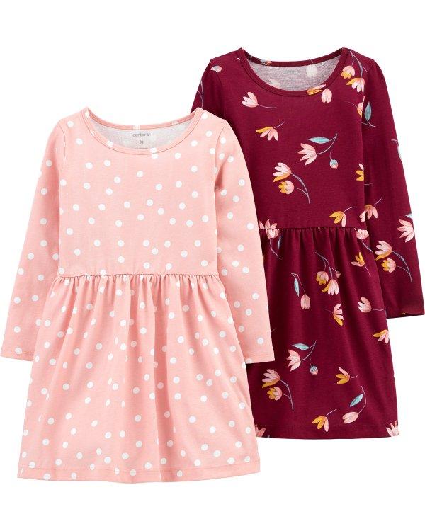 婴儿连衣裙两件套
