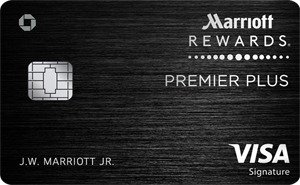 Earn 2 Free Night AwardsMarriott Rewards® Premier Plus Credit Card