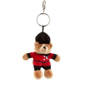 部分产品买2赠1 封面小熊仅£6上新:Harrods 精选钥匙扣好价促销 各种萌物应有尽有