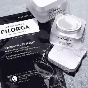 无门槛6.7折 收玻尿酸保湿精华Filorga 精选护肤超低价闪促 来自法国的高端护肤品牌