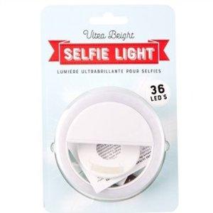 $7.00  (原价$22.5)Indigo手机自拍补光灯 美颜亮肤 拍成天仙不是梦