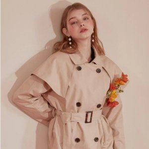 折上8.5折 €134收爆款泰迪熊外套W Concept 秋冬外套专场闪促 一秒让你韩范儿十足