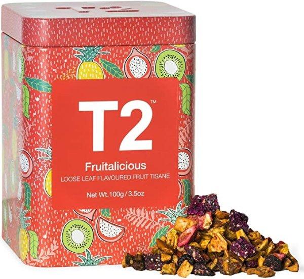 T2 Tea 水果红茶, 100g, 100 g