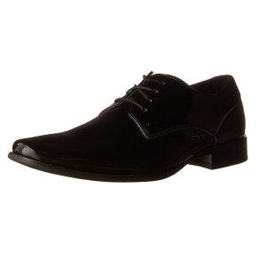 现价$24.99(原价$110)Calvin Klein 男士正经皮鞋热卖 码全