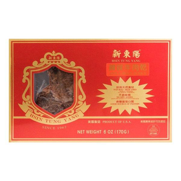 新东阳 牛肉干 辣味 170g