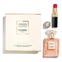 Chanel COCO香水唇膏派对套装