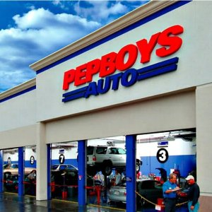 Select parts up to 25% offPep Boys Online Sale