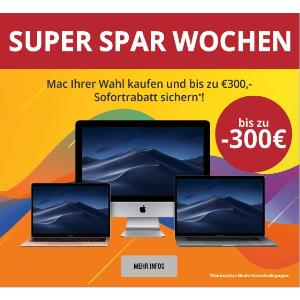 比官网便宜364欧MacTrade 苹果电脑最高免300欧+学生老师额外92折 Macbook Air 到手€735欧