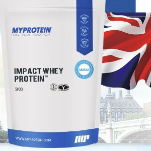 满£80立享6.5折My Protein 精选健身保健品大促 欧洲最畅销的运动营养品牌