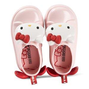 Mini melissaPink Hello Kitty BB Shoes | AlexandAlexa