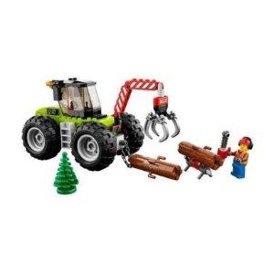 $20 (原价$29.95)LEGO 森立拖拉机拼搭积木