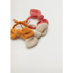 MangoScrunchies 3 pack - Teen | Mango Kids USA