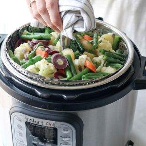 低至7.3折 €79.99起黑五价:Instant Pot 多功能电压力锅热促 安全美味 宅家必备