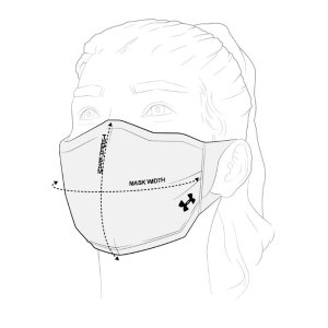 $30 Ships by 8/17/20Under Armour SPORTSMASK