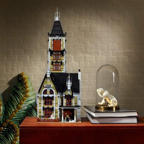 £209.99 6.1正式上市VIP可提前购买:LEGO官网 创意百变高手系列 鬼屋10273