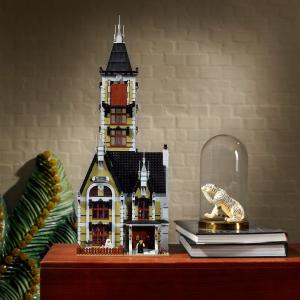$299.99 VIP用户可提前购新品预告:Lego 官网 创意百变高手系列 鬼屋10273 即将上市