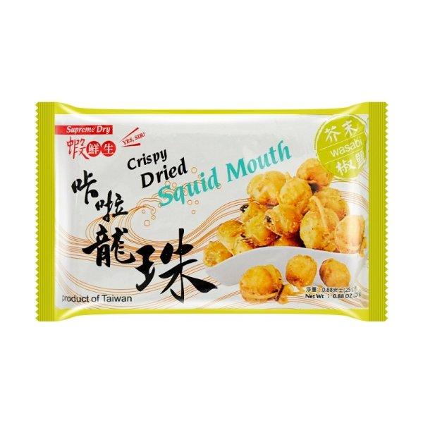 虾鲜生 咔啦龙珠 芥末椒盐 25g