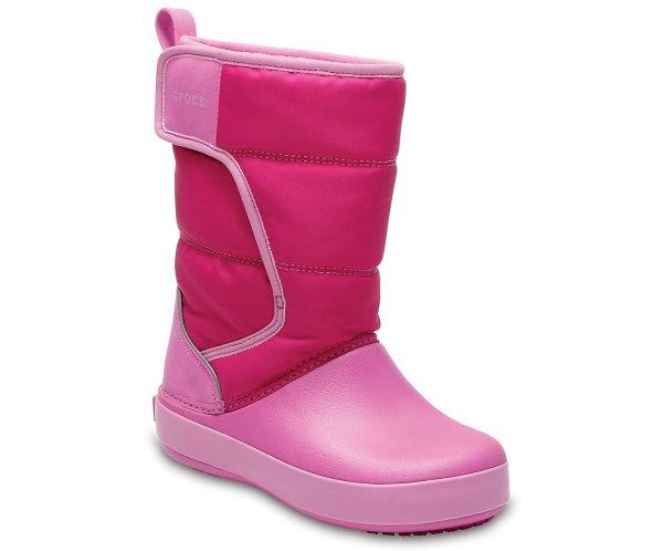 儿童 LodgePoint 保暖雪靴