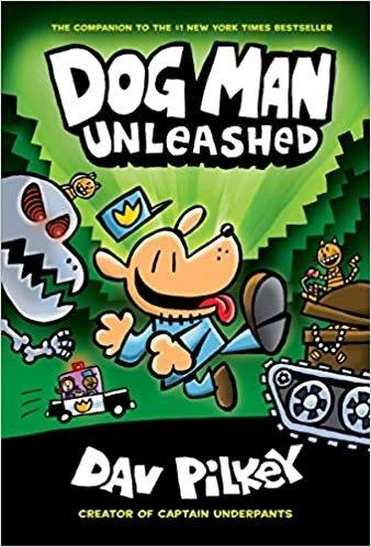 Dog Man (2)