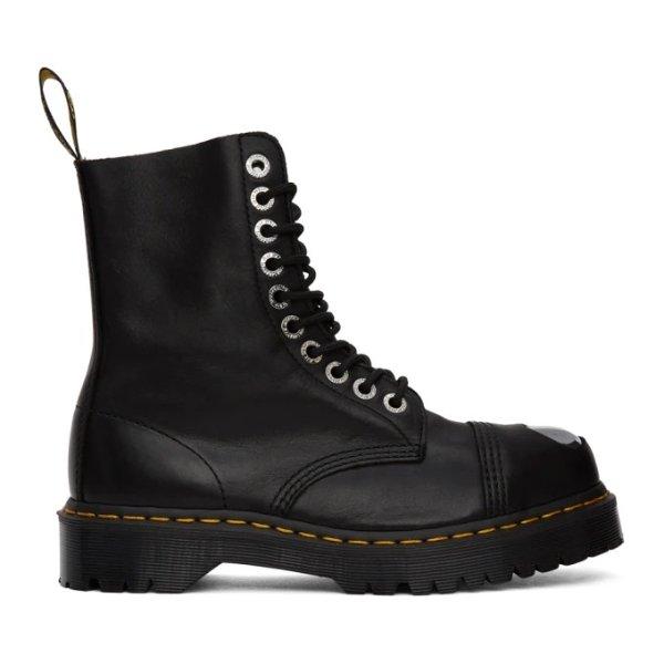 10孔马丁靴