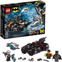 Lego DC Batman 蝙蝠侠大战急冻人 76118