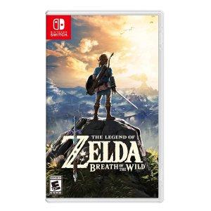 《塞尔达传说:旷野之息》Nintendo Switch 实体版