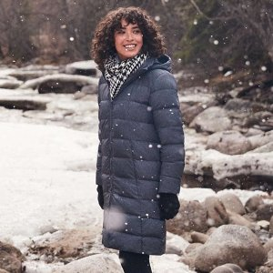 Extra 50% OffLands' End Coats and Jackets Sale