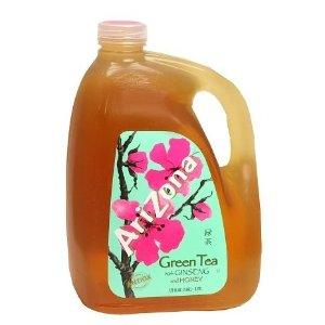 Arizona Green Tea 128oz好价促销