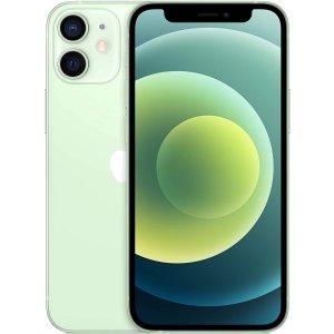 立减€150 €819收封面款Apple iPhone12 mini 小清新绿色价格史低 入手时候到了